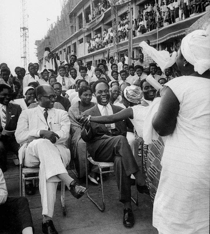 Forever in our hearts and minds. #GOAT #KwameNkrumah https://t.co/B98FQ8FKfa