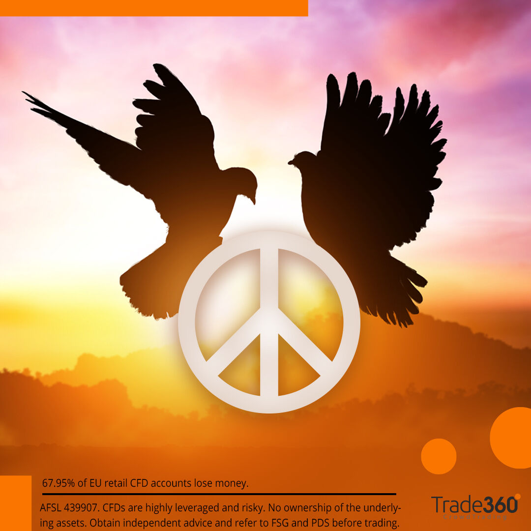On this #peaceday let's all wish for a peaceful rest-of-2020 and a much more prosperous financial future! 👉 https://t.co/aG1n0oJxmM #stockmarket #trading #covid19 #worldpeace https://t.co/FtzN6q1xsb