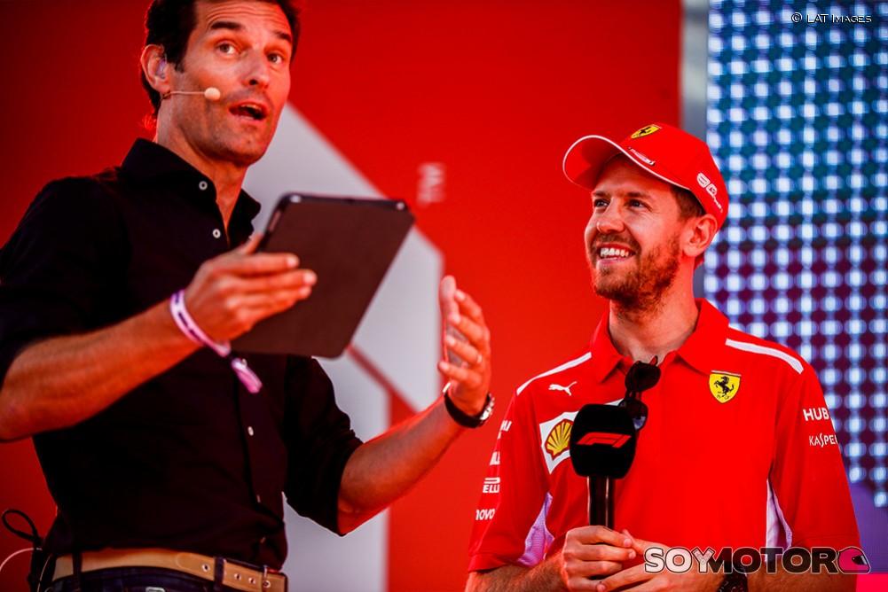 """Webber: """"Pérez, Stroll y Hülkenberg no tienen la calidad de #Vettel"""" - https://t.co/iDGsJdzhgL #F1 https://t.co/U4p3Mk3vxZ"""