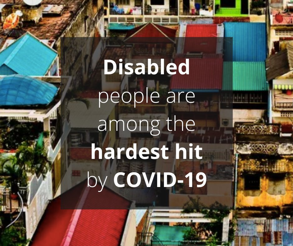 #Informal workers in #Cambodia account for the largest share of the nation's workers. Read our latest blog to find out more about how this affected #disabled households 👇  https://t.co/rm2Md82FEA https://t.co/Bb9uFEvfaW
