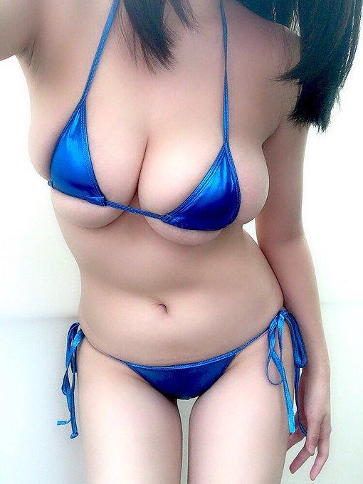 グラビアアイドル未梨一花のTwitter自撮りエロ画像4