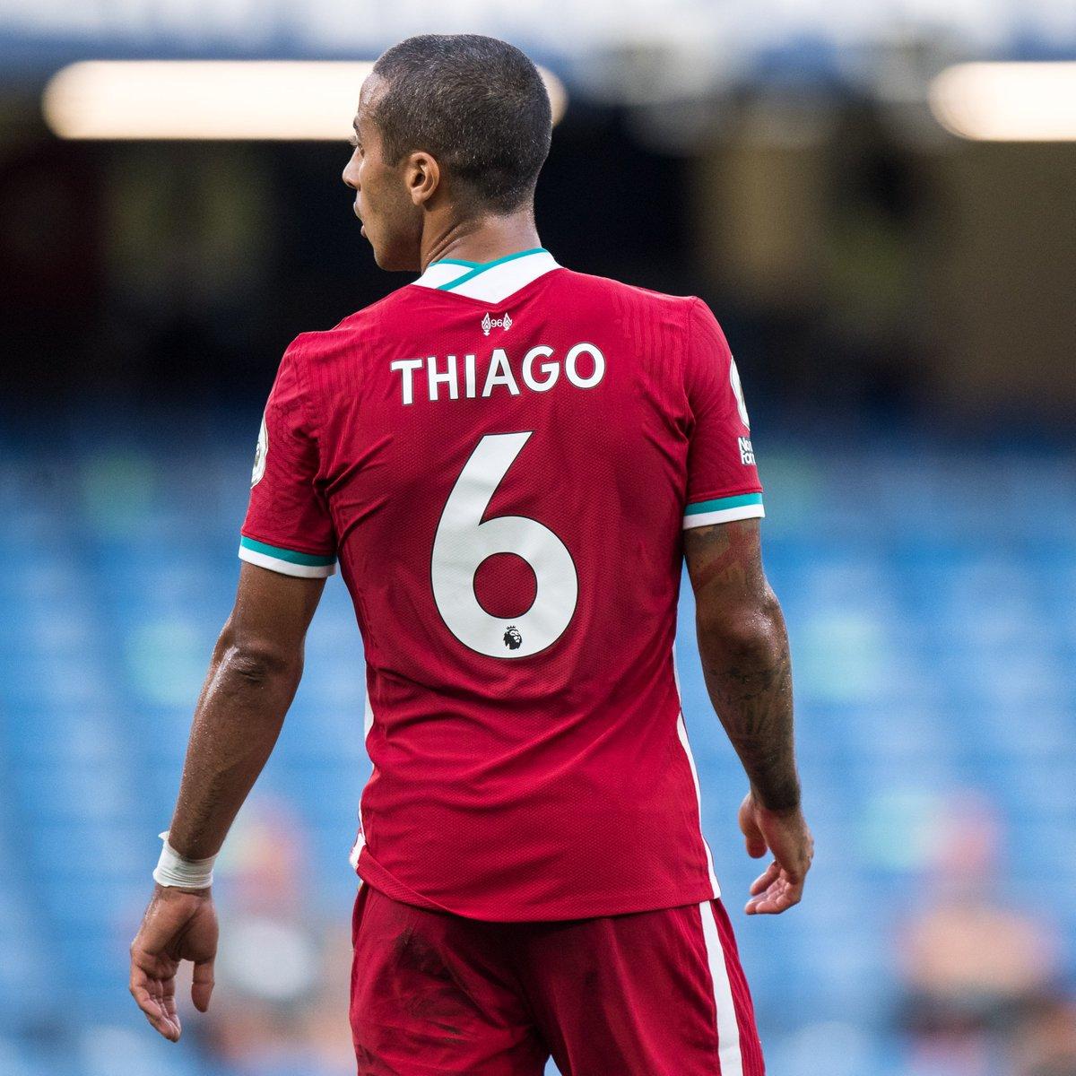 🔴 New baller in town! Thiago Alcántara at Liverpool...  #UCL https://t.co/Z1aCzEkzZk