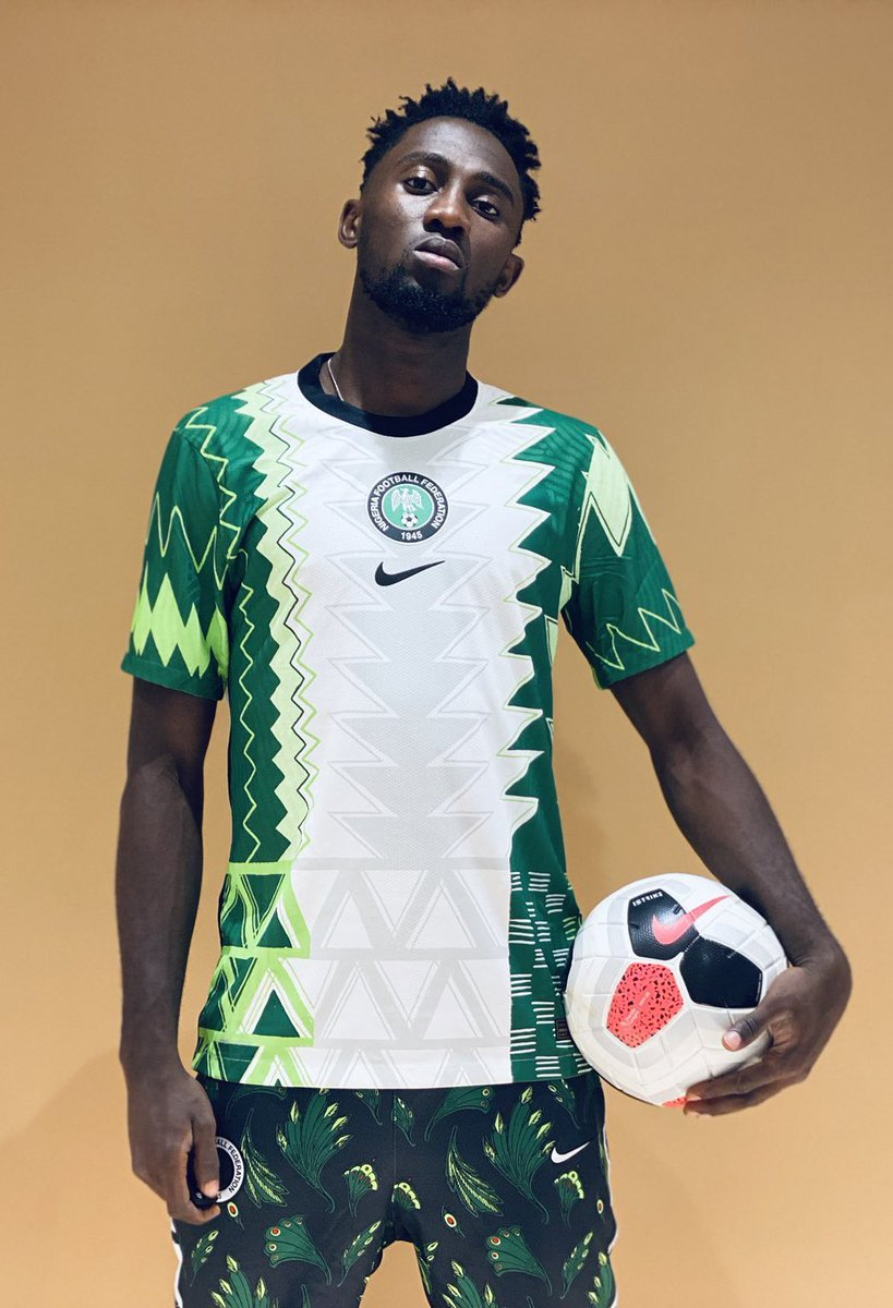 The full Nigeria 2020 Collection by Nike has been released!  What do we think? 👀  #NikeFootball #Nigeria https://t.co/8D0HjC9t9A