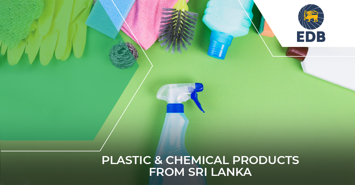 #Plastic processing is a flourishing, industry in #SriLanka for over 45 years. Currently Sri Lanka has over 400 companies engaged in plastic processing Plastic & Chemical Products Suppliers : https://t.co/J5mxWDN76j   #source_from_srilanka #plasticproducts  #madeinsrilanka #lk https://t.co/QlfjAJfYJl