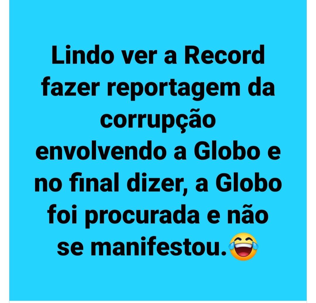 #GloboLixo  #GloboRumoAFalência  #GloboEmissoraSatânica https://t.co/8DeXaxSkMa