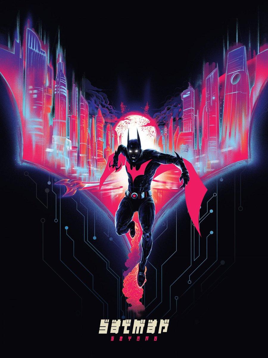 Batman Beyond 🎨 @ryanjshu (via @PosterPosse) View HQ: https://t.co/IK8S6csJxb Upload your posters ▶️ https://t.co/CGdt7iLmOx #Batman #BatmanBeyond #BatmanArt #PosterSpy https://t.co/aZl8IVyzrx