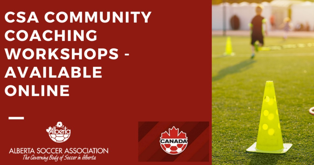 No better way to celebrate National Coaches Week than investing in your own coaching journey.  Check out the Free CSA online community workshops.  https://t.co/cBcwxVJAGX  #ThanksCoach https://t.co/wbhTbvuTwC