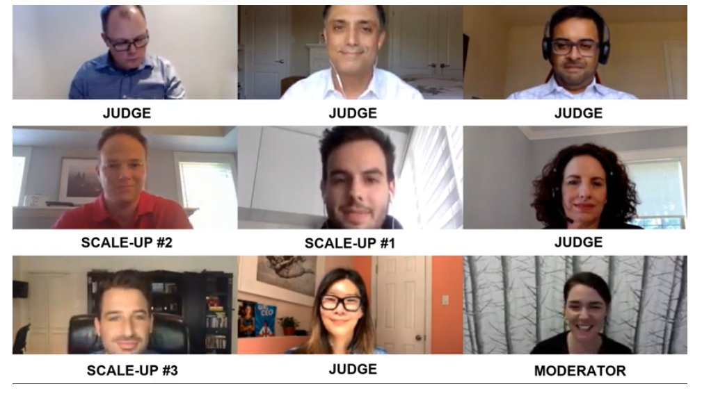 Watch #CXC2020 #Quebec SCALE-UP Pitch Competition Live!   Tune in now: https://t.co/g1VO92eaLM  #GlobalEntrepreneur #SmallBiz #startups https://t.co/1QYpdj1wqp