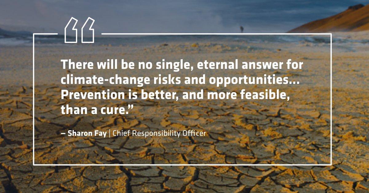 """#CommitmentTakesAction: Sharon Fay, Chief Responsibility Officer von AB, berichtet über aus Anlasse der #ClimateWeek über #Klimarisiken und Investments in der COVID19-Pandemie: """"Warum Anleger das Klimarisiko jetzt kalibrieren müssen"""" https://t.co/WjPeNBTcX8 https://t.co/2AmWn0xa80"""