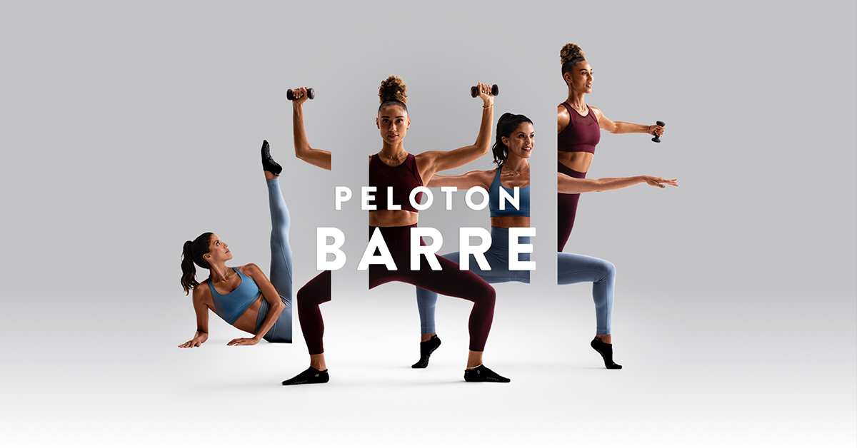 Peloton's library of fitness content just gained a new addition: Barre. 💪  Learn how to take Barre classes on @onepeloton on your #Roku devices ➡️ https://t.co/OaFcsG3vb1 https://t.co/I7lLRYRo80