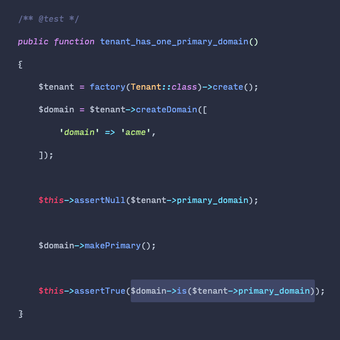 There's great value in understanding how object state of Models works. This is mostly relevant in (Feature) tests because they touch many parts of your codebase in one PHP/Laravel App state