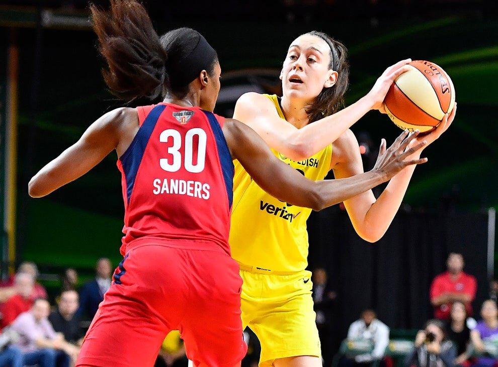 WNBA postpone Seattle Storm and Minnesota Lynx playoff game over coronavirus concerns  Read the full story 👉 https://t.co/EvyYArhyKB  #NewsChain #WNBA #Storm #Lynx #coronavirus https://t.co/5bftHyaSmP