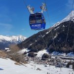 Image for the Tweet beginning: Arlberg ski area announces Covid-19