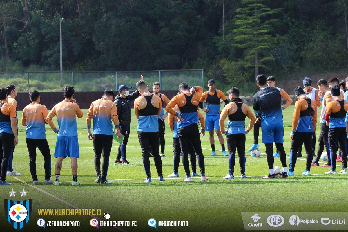 ¡Semana de Competencia en Casa! 💪💪Este viernes enfrentaremos a Deportes La Serena en Talcahuano🔵⚫️ #VamosHuachipato https://t.co/k9w60543Jm