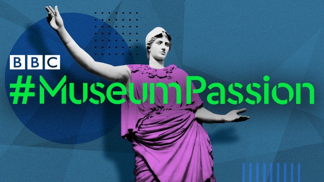 📣 Exciting news! 📣  The @BBC is running an all-day virtual event next month to showcase the wonderful world of museums.   #MuseumPassion is a chance for UK museums to share their digital content across a global platform.   Put 15 Oct in your diaries! https://t.co/TLzMlHrs6a https://t.co/mYzvkljcjx