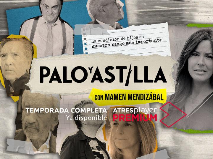 Detrás de cada historia de éxito hay un origen que marca y explica su sentido.   #PaloyAstilla. Temporada completa ya disponible 👇 https://t.co/RhgnFi9jFG https://t.co/q8AKGATHIc