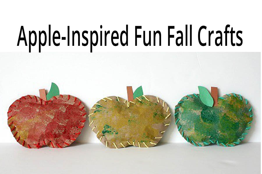From picking apples at the orchard to baking an apple pie to giving an apple to a new teacher, the Fall is full of apples.  And apples are a wonderful inspiration for Fall crafts for the kids. https://t.co/skPGBDVb3s   #apples #fall #preschool #crafts https://t.co/kBkZdQ5wXV