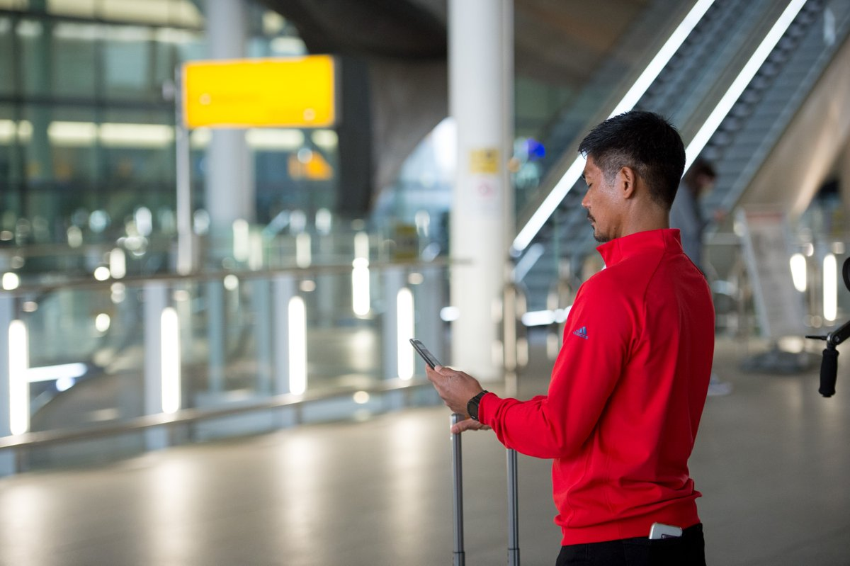Stay connected at Heathrow with our complimentary family-friendly WiFi. Catch up on important emails, browse the web and keep in touch with friends and family throughout our terminals.       Find out how to get connected, here: https://t.co/Nvv2tDeFNI https://t.co/XrKh47911T
