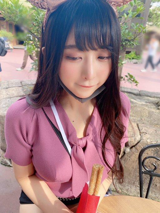 グラビアアイドル真島なおみのTwitter自撮りエロ画像5