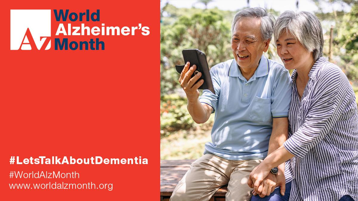 The stigma and misinformation that surrounds dementia remains a global issue. Come together this #WorldAlzMonth with our free access special issue on Alzheimer's Disease with 25 book chapters and journal articles. Download and share #LetsTalkAboutDementia https://t.co/lM6fDcTCBm https://t.co/I7inrXxLJ4
