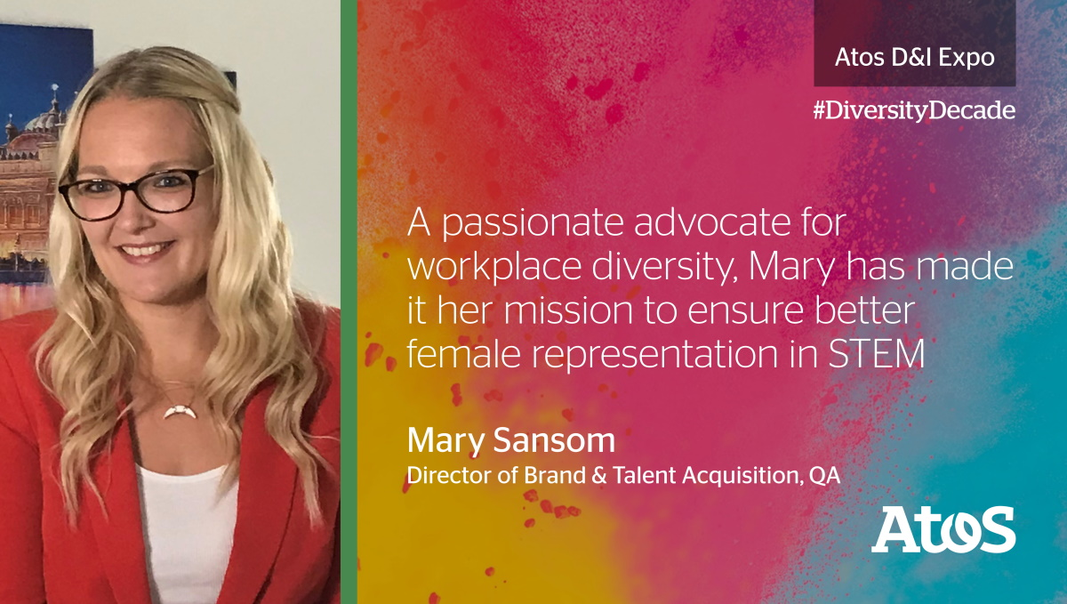 'Launching returners into a career in #tech' - hear from Mary Sansom at the 2020 Atos #DiversityandInclusion Expo. Sign up for free to virtually attend any of the sessions: https://t.co/KQ5tRA4lbv  #DiversityDecade #WeAreAtos https://t.co/4slyY4t3AT