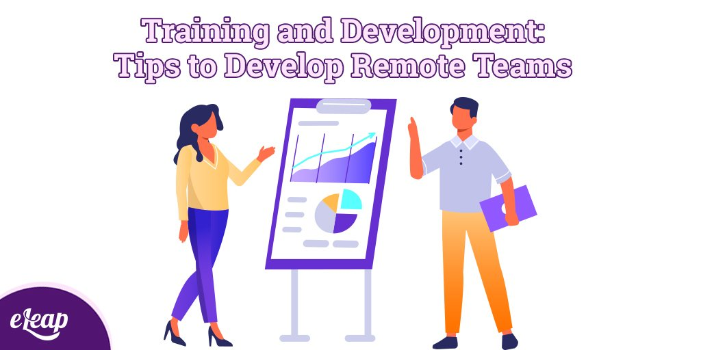 test Twitter Media - Since the pandemic, most of your employees had to switch over to remote work, and the big worry for managers was how to handle training and development in remote working environments. In this blog post, we will delve...🙂 . 👉🏻https://t.co/YWN4B1SjWh👈🏻 . #remoteteams #development https://t.co/EskfjryupX