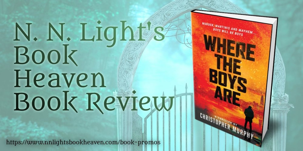 Where The Boys Are: Murder, Martinis, and Mayhem... Boys will be Boys by @CMurphyBooks #lgbtq #books https://t.co/xvFkSKlTa1 via @NNP_W_Light https://t.co/MCF34XjE4c