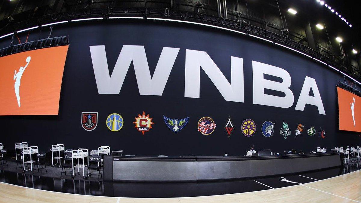 #WNBA  La actualización del calendario con reprogramación del partido entre Seattle y Minnesota para mañana no es una confirmación de que se vaya a jugar. Solo es la fecha en la que se podría realizar en el caso de salir todo bien y disputarse.  Vía @MechelleV. https://t.co/p8uFVLvLYG