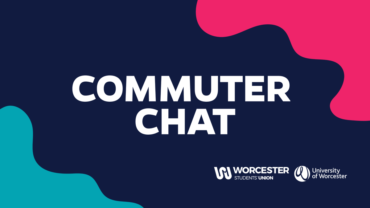 🚗💬 COMMUTER CHAT - HEREFORDSHIRE 🚗💬  The first of our virtual 'Commuter Chat' events is taking place today at 13:15, specifically for students commuting from the Herefordshire area! More details of how you can join in the event 👉 https://t.co/9oUaFIZJmE https://t.co/AyZkrSFqFz