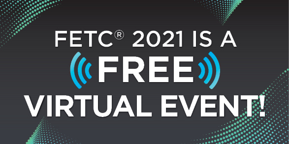 Due to District travel restrictions, #FETC will be an all new FREE virtual experience January 26-29. Save your spot today: #edtech https://t.co/kK2emvejqe https://t.co/22EE5VJnJw