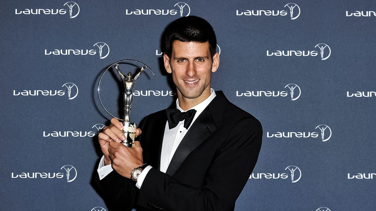"🎾 History-maker @DjokerNole 🏆  Congratulations to the four-time Laureus World Sportsman of the Year after winning his record 36th Masters 1000 title - what an incredible achievement 👏  ""This is what I work for!"" 🇷🇸  #SportUnitesUs #IBI20 https://t.co/1GqB27ZGko"