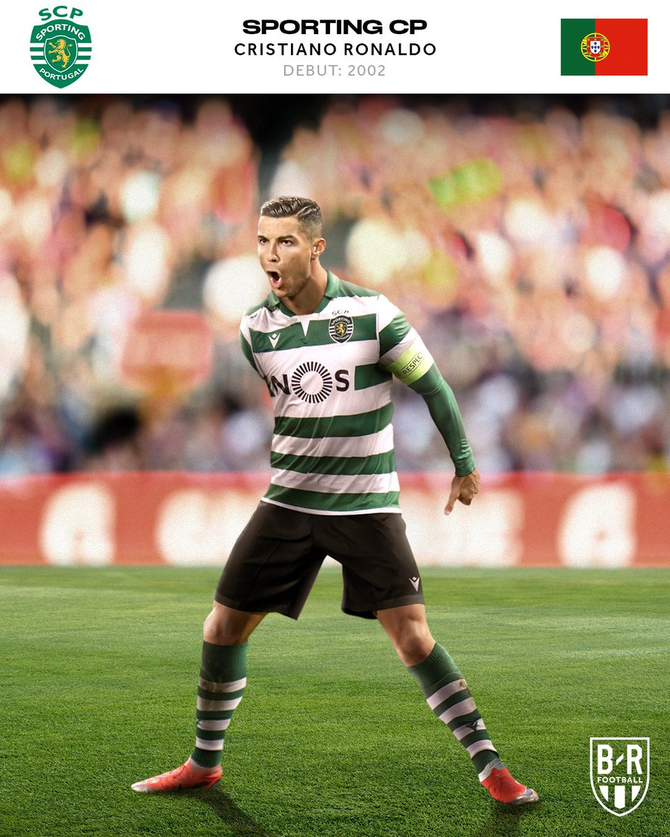 Sporting CP announce they have renamed their academy the 'Academia Cristiano Ronaldo' after their most famous graduate 🌟 https://t.co/wGdvXSPfAt