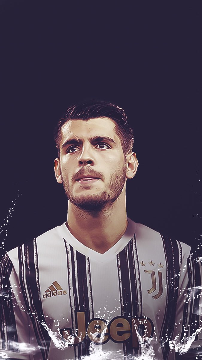 Fasih On Twitter The Return Is Possible Alvaromorata X Juventusfc Fabrizioromano Alvaromorata Juventus Wallpaper