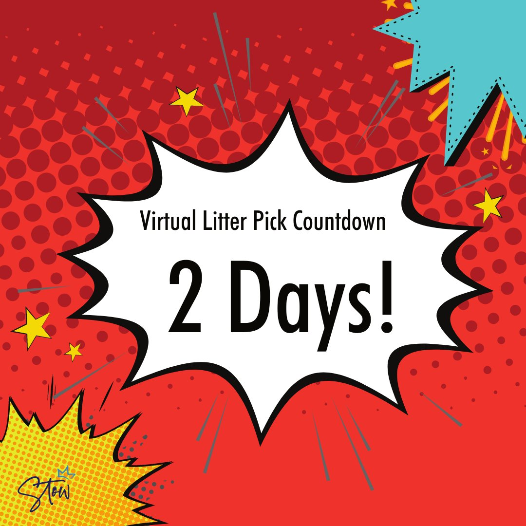 2 days left until our superhero litter pick! Sign up on our website to be a #StowmarketSuperhero  🦸♀️🦹♂️  #GBSeptemberClean #GreatBritishSeptemberClean #KeepBritainTidy #LitterHeroes #DontBeATosser  @KeepBritainTidy @UKrubbishwalks https://t.co/7PLhaJgwD5