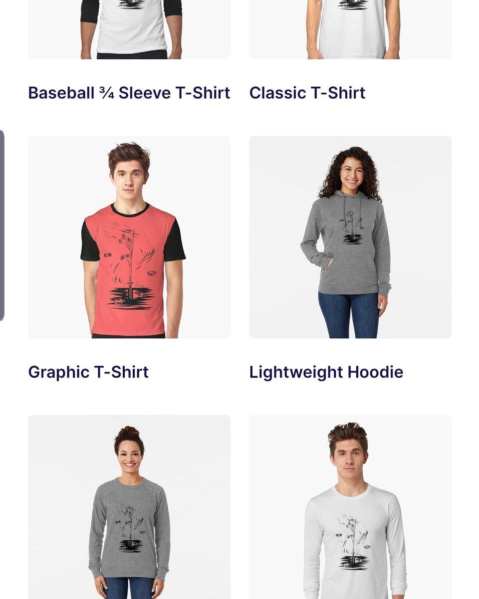 New merch desighn in the shop https://t.co/SALSl0ApOm #merch #merchandise #merchandising #merchdesign #redbubble https://t.co/Iub3df1IBD