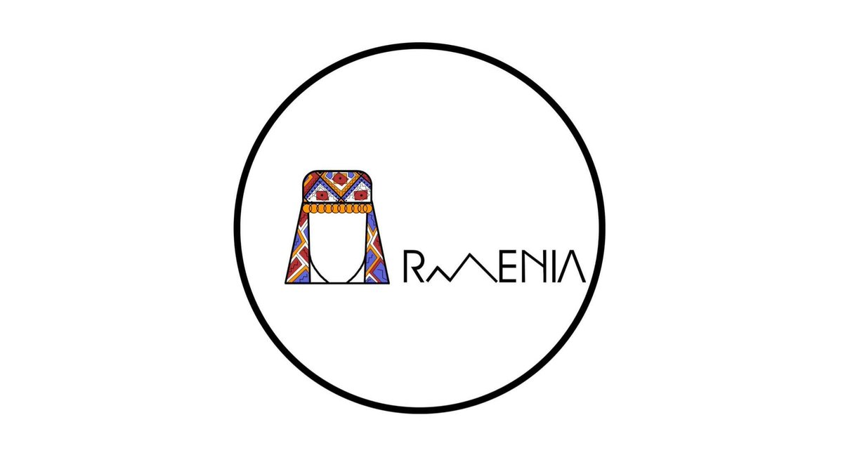 Here's our new #logo! 🥳  #IndependenceDay is a perfect timing for such lovely changes.  The Logo was kindly designed & gifted by Sergey Baboyan. Thank you! 🎁😊 #Independence29 https://t.co/lNGXv6OZJA