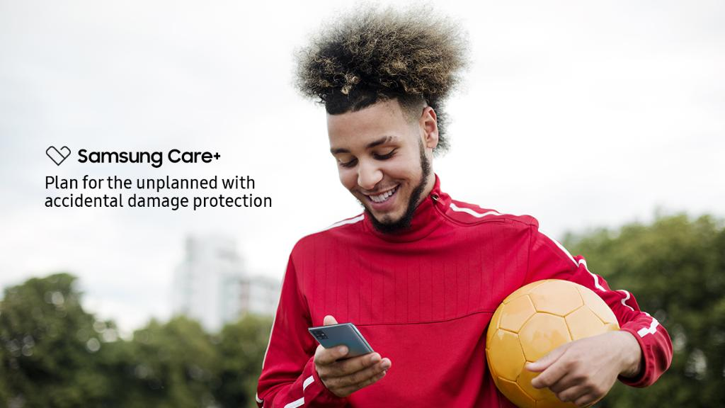 Register within 30 days of device purchase to get complimentary Samsung Care+ accidental damage protection for your Note20 | Note 20 Ultra. Valid for 12months, T's and C's apply. Learn More: https://t.co/9O9AMi5E14 https://t.co/SGRuytpsvX