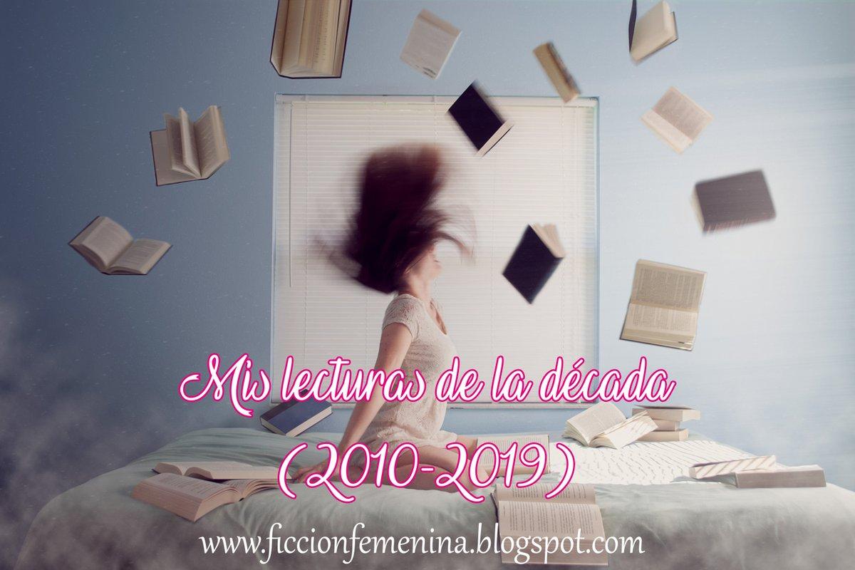 Gracias por trendear: Mis lecturas de la década https://t.co/HplutEu5pG #lecturas #libros #leer #blogger #blog #blogging #blogspot #ficcionfemenina https://t.co/qe65wgyokK