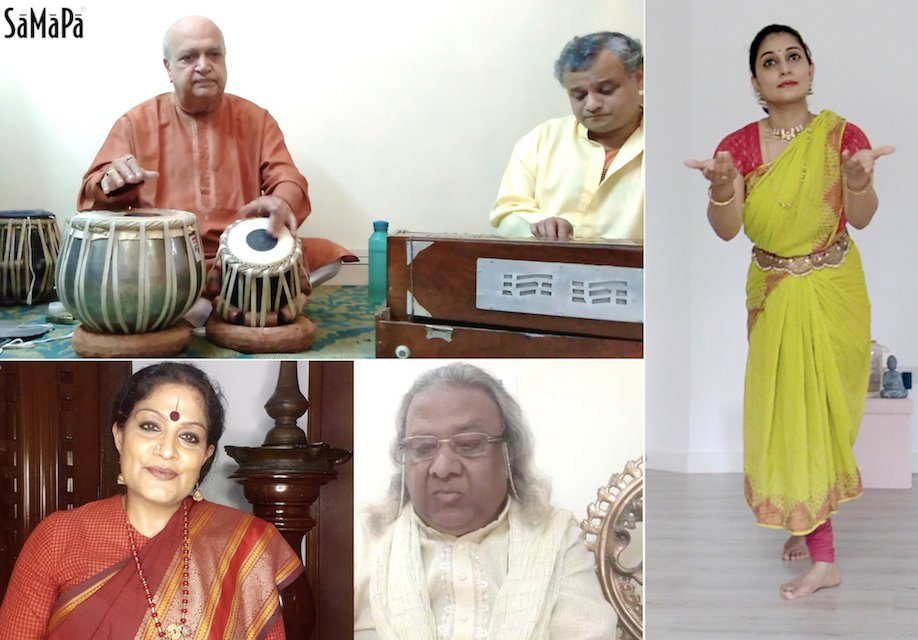 #Bharatanatyam #Dance & Tabla Solo enthral during 12th week of #SaMaPa Digital Baithak Read More: https://t.co/KMubukbPPV @abhaysopori https://t.co/bIZR0X9DZg