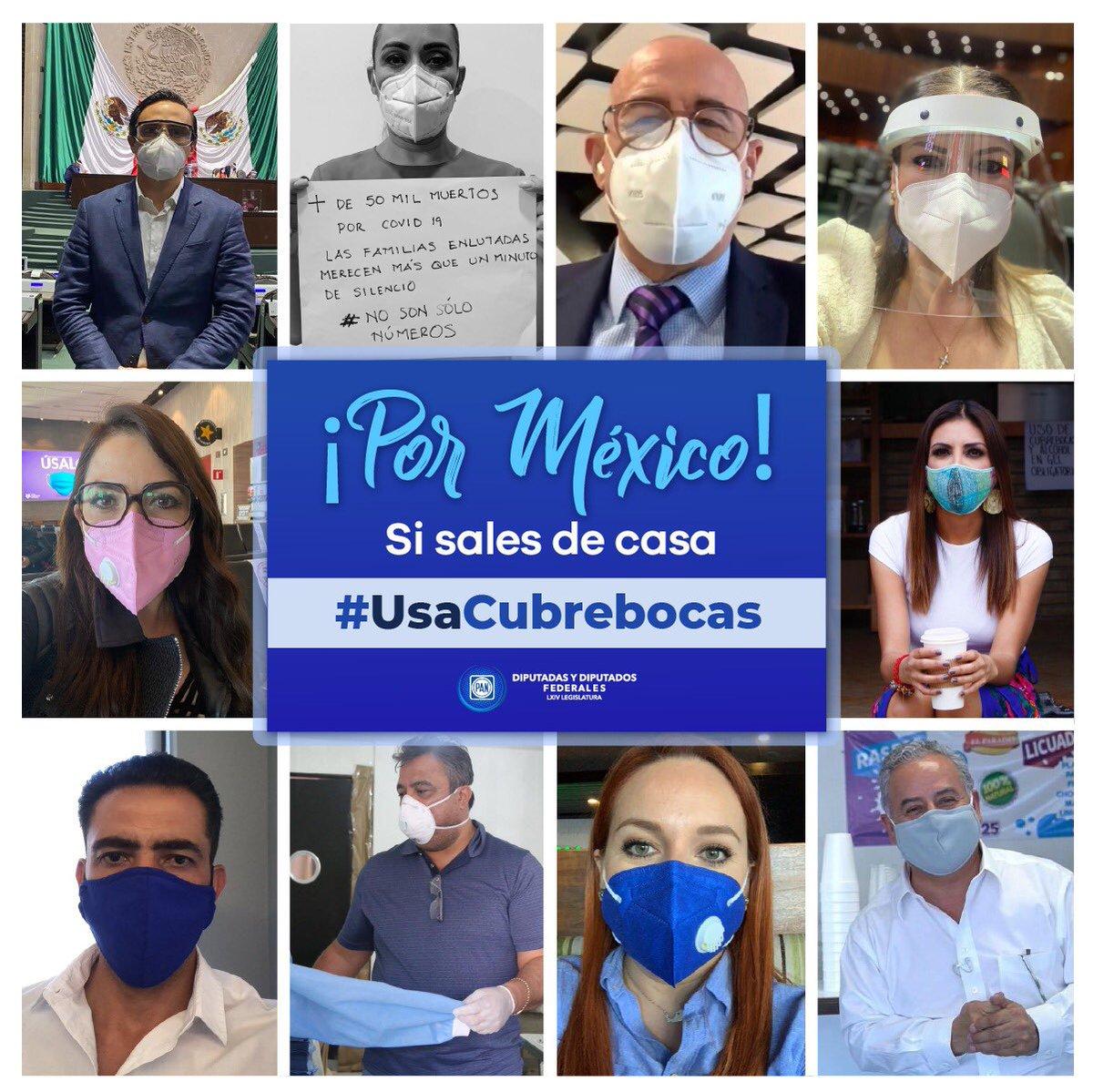 La crisis sanitaria por #COVID19 no ha terminado, tenemos que seguir cuidándonos para salir adelante de esta pandemia. #UsaCubrebocas https://t.co/U4bxQmjvF4