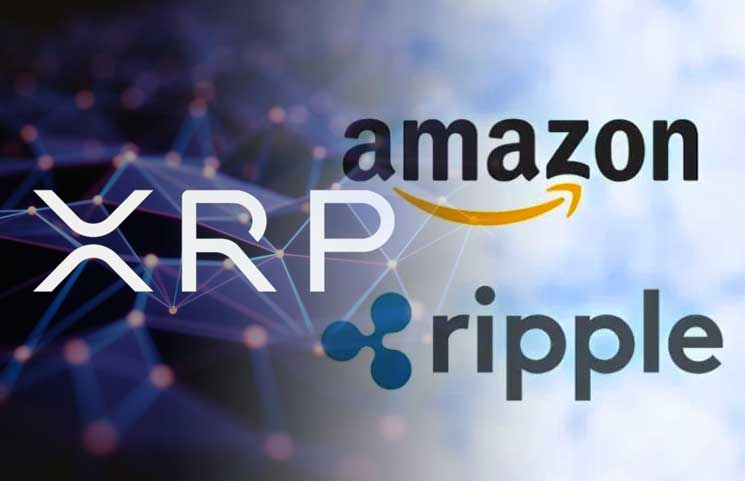 I have been hearing rumors of Ripple and Amazon relationship for two years now. 🦉🐳 https://t.co/MRhQMzVZGq