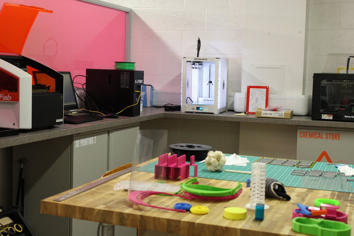 Watch this space! The Innovation Lab will be opening its doors in #Peterborough very soon - From 3D printers, to mills and drills, #Raspberrypi and #virtualreality, plus the latest digital media kit and much more - you'll find everything to help develop and test your products! https://t.co/0Q1TYaguFp