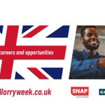 Image for the Tweet beginning: #NationalLorryWeek campaign is under way.