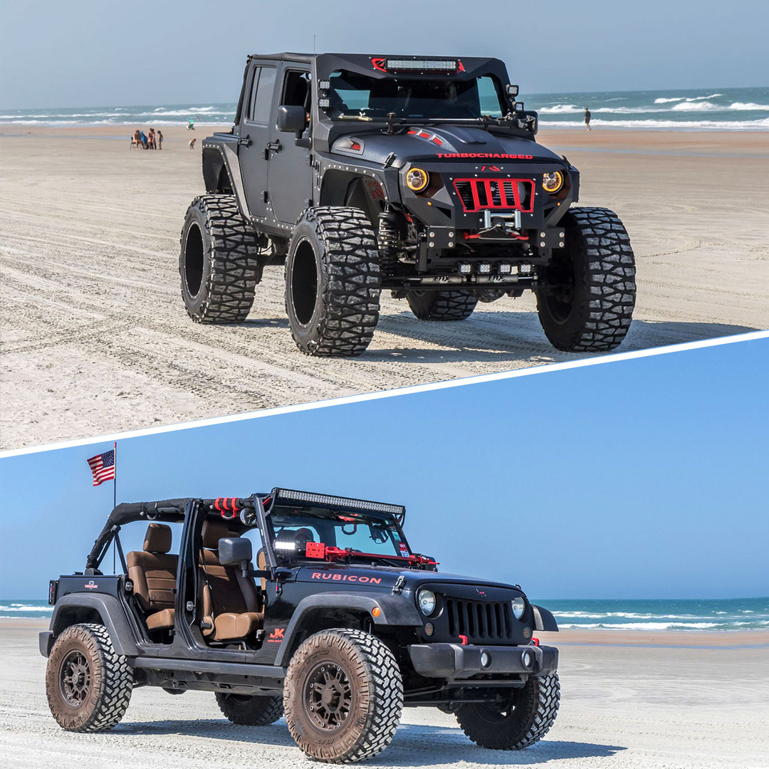Which Grappler are you taking to the beach? #MudGrappler l #TrailGrappler l #DrivingLine https://t.co/9yjzBqH9pb