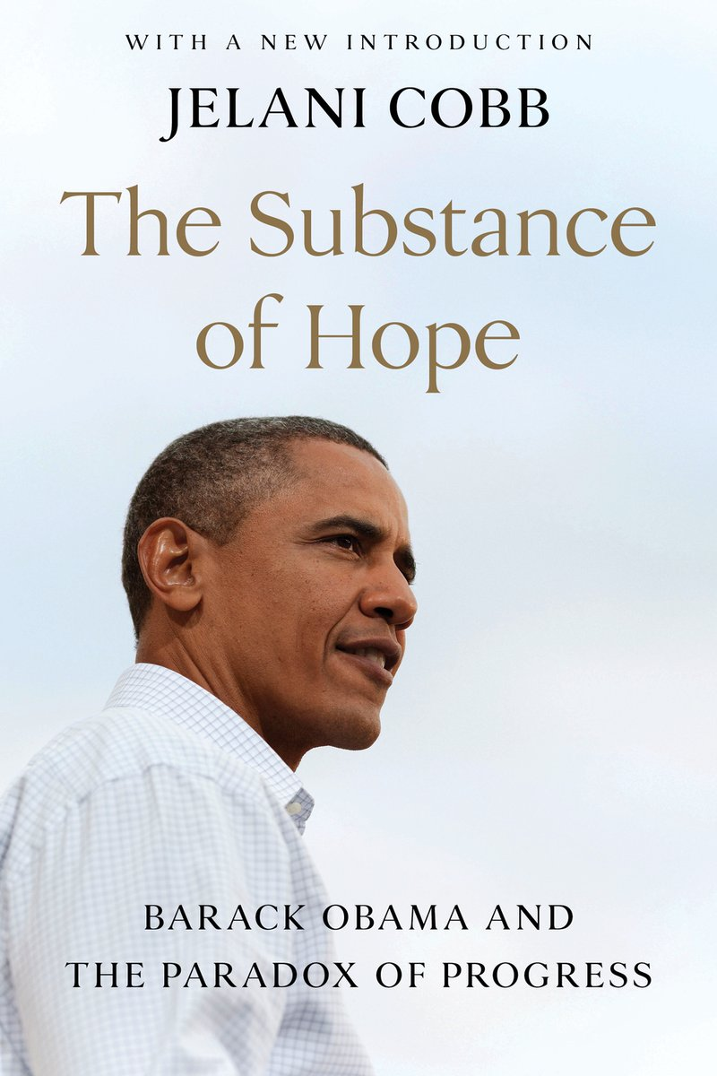 """""""A provocative book, from a provocative mind."""" ―Ta-Nehisi Coates  The new edition of THE SUBSTANCE OF HOPE by @jelani9 will be available on 10/13!  https://t.co/sLv71vXDSG https://t.co/Q05CUQlZ9h"""