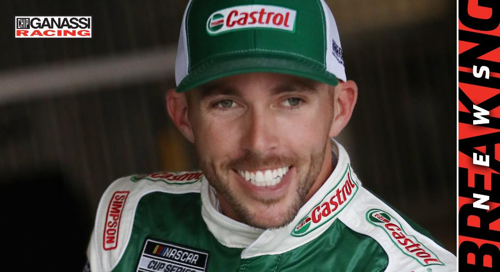 BREAKING NEWS: @CGRTeams confirms @RossChastain will drive the No. 42 full-time for the team in the NASCAR Cup Series in 2021.  Details: https://t.co/h573z2ipuP https://t.co/W6RlLYkDNo