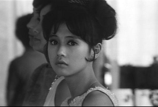 加賀まりこ・当時の可愛すぎるお写真!とても素敵!