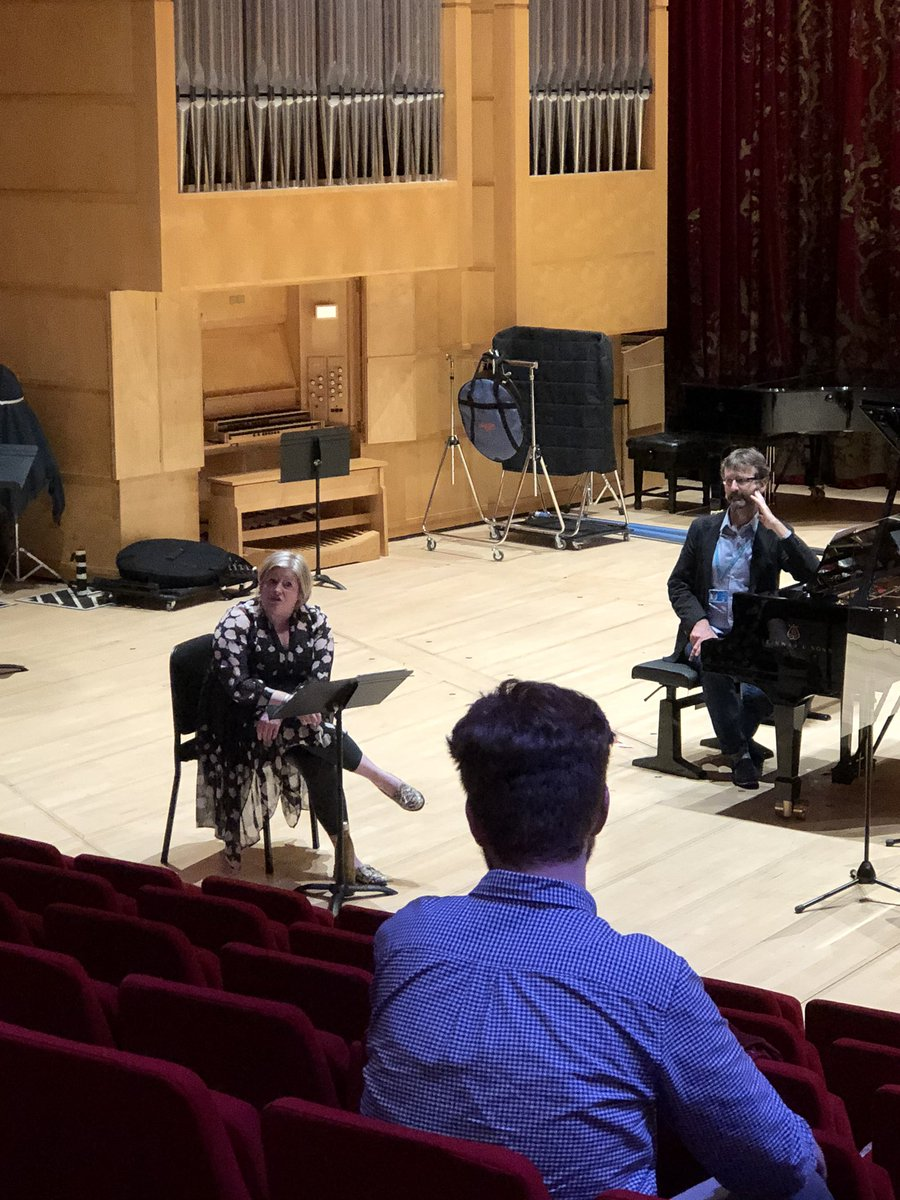 Wonderful to have Karen Cargill back @RCStweets on the first day of term https://t.co/R4RWqe6Skn