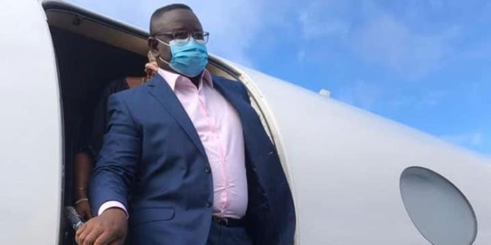 #SierraLeone's 'missing' president Bio returns home: Sierra Leone's President Julius Maada Bio finally returned home on Saturday, three weeks after he left the country and eliciting talk about his health. https://t.co/MJCDsX59G7