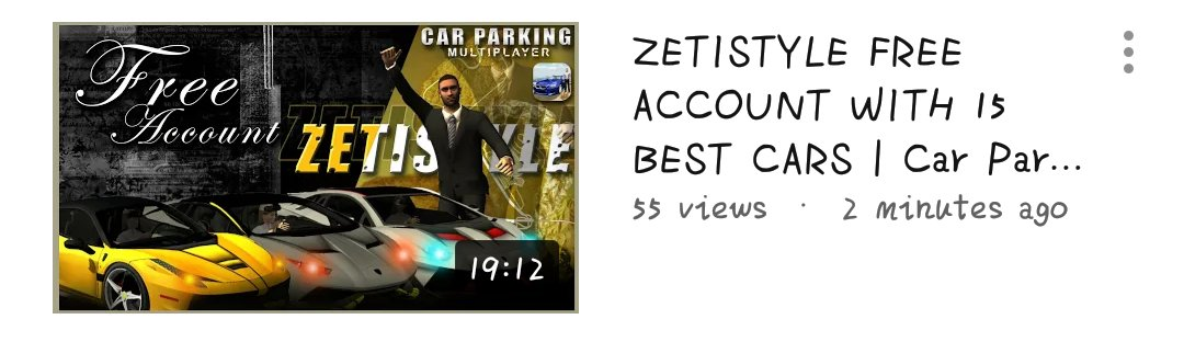 Car Parking Multiplayer 📌 | zeti • free account (6) • #CarParkingMultiplayer #CPM #Gaming #Gameplay #Game #Openhood #Livery #Widebody #LibertyWalk #Tutorial #RustyDecals #YouTuber #YoutubeGaming #zeti #FreeAccount https://t.co/s0hcDWlngJ